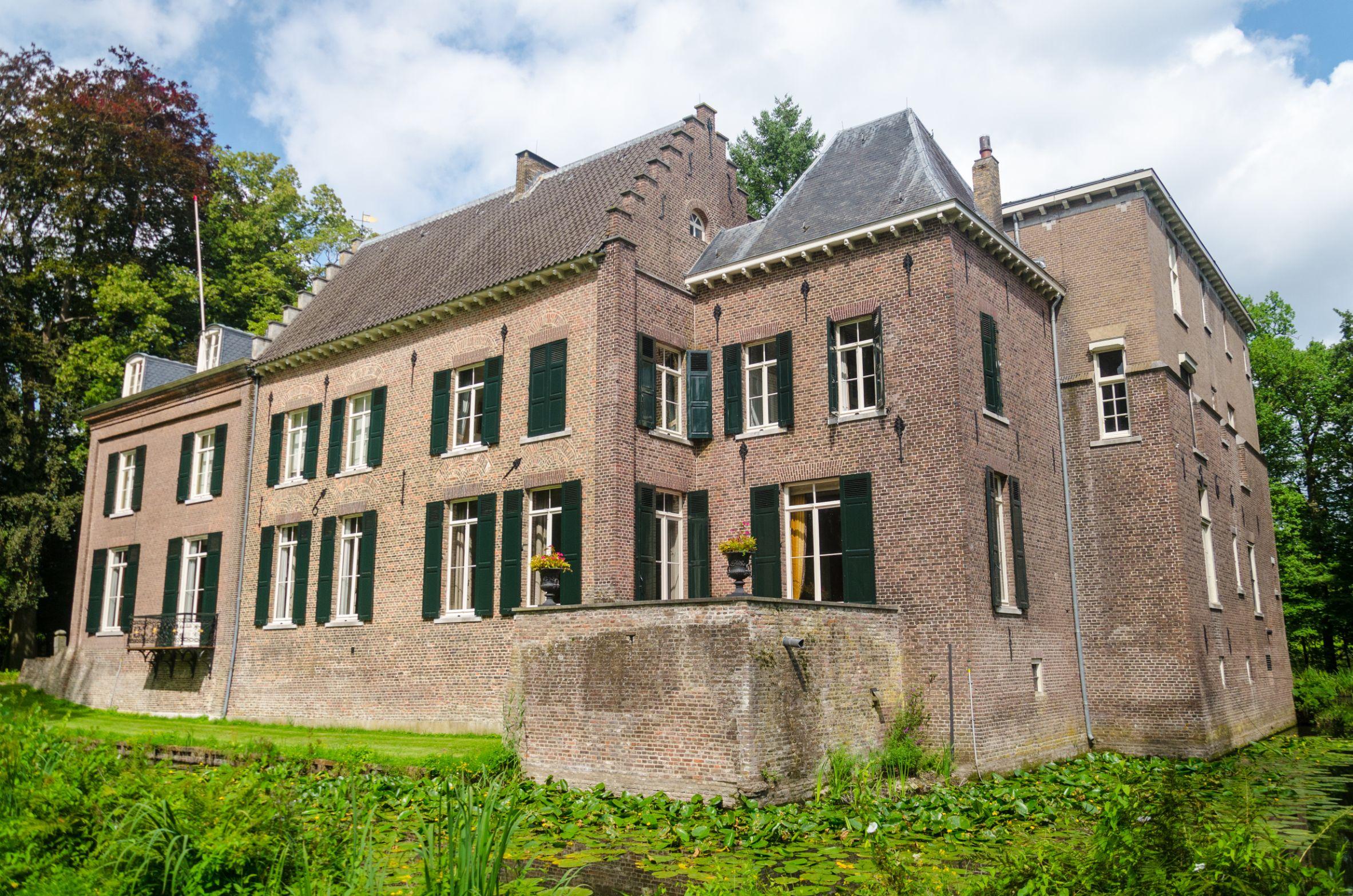 Kasteel Geldrop weer open voor bezoekers